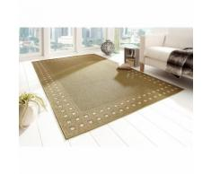 Tapis carré ou rectangulaire effet sisal my home Fulda