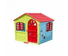 MARQUE GENERIQUE Maisonnette pour enfant - L 140 x l 111 x H 115 cm - 780