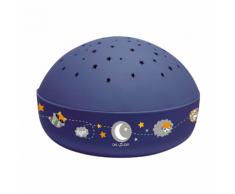 TIGEX Veilleuse projection ciel étoilé