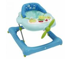 TEX BABY Trotteur bébé AVION - Turquoise