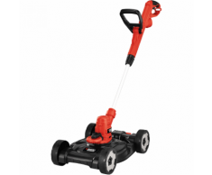 Black & Decker Coupe bordure électrique 550 W - 3 en 1 - 30 cm - ST5530CM