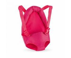 COROLLE Porte bébé cerise pour poupon 36/42 cm - CMW90