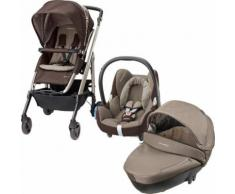 Bébé Confort TRIO LOOLA 3 EARTH BROWN poussette, nacelle Compacte et cosi Citi