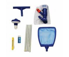 CARREFOUR 6 Accessoires 1er équipement pour nettoyage piscine