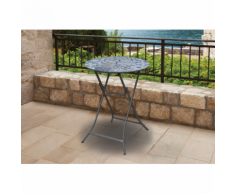 CARREFOUR Table Mosaïque Balcon