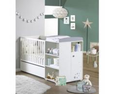TEX BABY Chambre bébé évolutive