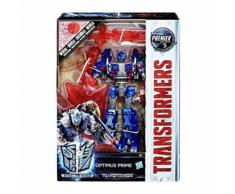 HASBRO TRANSFORMERS : The last knight - Figurine Optimus Prime - H 15 cm - C2036