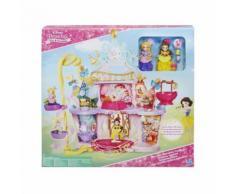 DISNEY PRINCESSES LITTLE KINGDOM - Château des mini poupées - C0536EU40