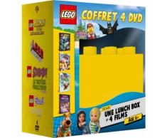WARNER BROS coffret lego + lunch box brique lego