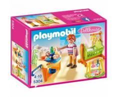 PLAYMOBIL Chambre de bébé - 5304