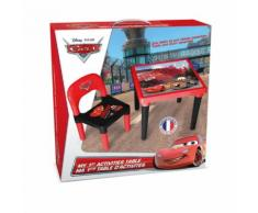 CARS Table + 1 chaise - HDIC005