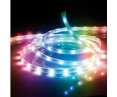 XANLITE Ruban LED à énergie solaire - Multicolore