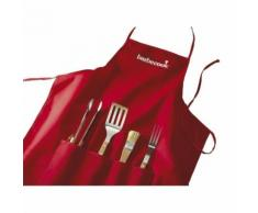 BARBECOOK Tablier + set accessoires