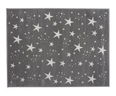 Aratextil Ciel Tapis Enfant, Acrylique, Gris, 140Â x 200Â cm