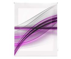 Blindecor Store Enrouleur translucide 160X180 Multicolore