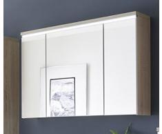 Sonoma Armoire à Miroir avec éclairage LED
