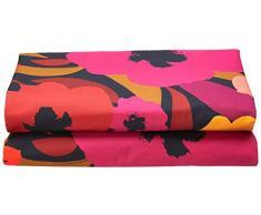 Garnier-Thiebaut MARILYN Drap Plat, Coton, Pop, 240 x 300 cm