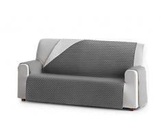 Eysa Oslo Protect Imperméable et Respirant Housse de canapé 100% Polyester, Gris, 110 cm.