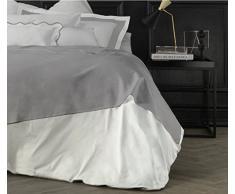 Suite 2603 by Adolfo Carrara Studio Design Drap supérieur, 100% Coton, lit, 39x 26x 4cm 39x26x4 cm Acier