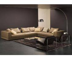 items-france COQUIDE NOIR - Canape contemporain tissus 335x210