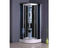 items-france BORA - Douche hydromassante 100x100x223
