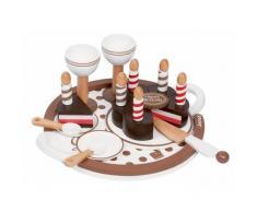 Janod Dinette Janod Set Anniversaire - jouets en bois