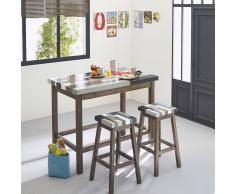 Alinéa Table haute - bar rectangulaire - L130cm