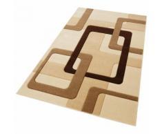 Tapis motif graphique carré ou rectangulaire Maxim My Home
