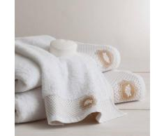 Serviette de bain coton 500 gr/m² Médaillon