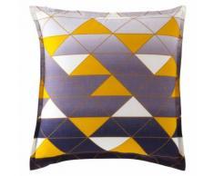 Taie d'oreiller ou de traversin coton imprimé Geometrical