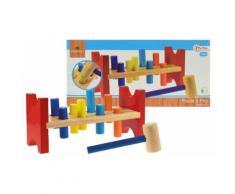 Jouet en bois pour enfants : Jeu de tap-tap en bois
