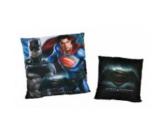 WA16009 Coussin décoratif carré : Batman VS Superman Dawn Of Justice