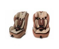Siège auto KinderKraft Isofix Safetyfix 9 à 36 kg - Beige