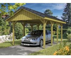 Direct abris Carport MILAN - 380 x 600 (tuiles)