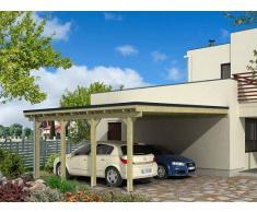 Direct abris Carport RIVERSIDE - 548 x 550 cm