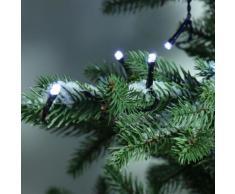 Guirlande lumineuse Durawise 1,70 m Blanc froid 24 LED CN
