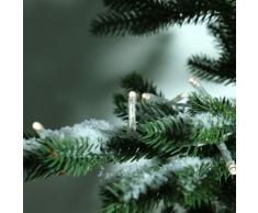 Guirlande lumineuse Durawise 1,70 m Blanc chaud 24 LED CT