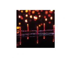 Guirlande lumineuse 12 m Rouge 200 LED CT