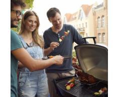 Barbecue électrique noir Weber