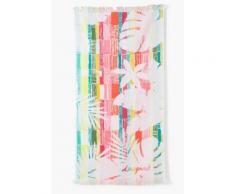 Serviette invité Sauvage Living DESIGUAL, 30 x 50 cm