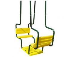 Nacelle complète TRIGANO pour portique bois hauteur 1,90 m.