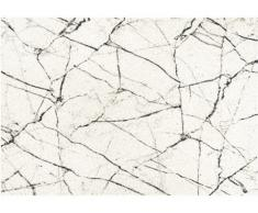 Tapis style design SCRATCH - 100% Polypropylène - 200x290 cm - Beige