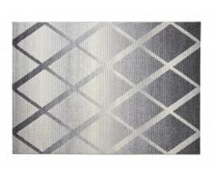 Tapis JAREK - polypropylène - 160x230 cm - Gris
