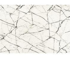 Tapis style design SCRATCH - 100% Polypropylène - 120x170 cm - Beige