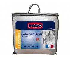 Couette DODO compressible lavable 95 degrés PERFECT MATCH - 240x260cm