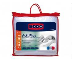 Couette DODO ACTI PLUS II anti allergies- 220x240cm - 2 personnes