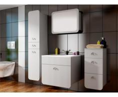 Ensemble LILI - meubles de salle de bain - blanc