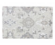 Tapis SIA tufté main en laine COTTAGE - 160x230cm - Coloris naturel
