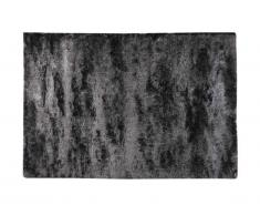 Tapis shaggy DOLCE anthracite - polyester - 120 x 170 cm