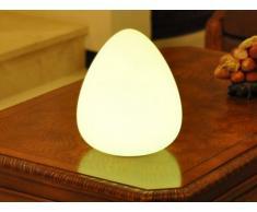 Lampe STRATUS - leds hautes performances - couleurs changeantes - H. 32cm